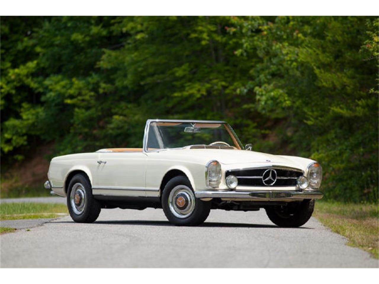 1964 mercedes benz 230 for sale cc 901171 for Mercedes benz north carolina