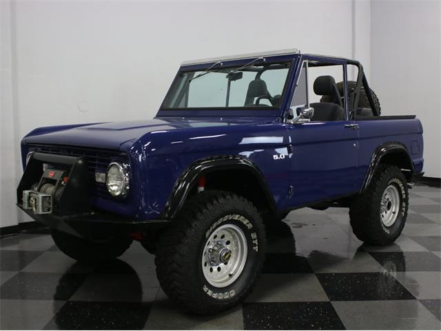 1968 Ford Bronco | 901178