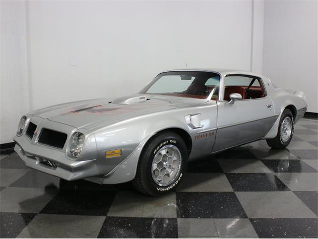 1976 Pontiac Firebird Trans Am | 901180