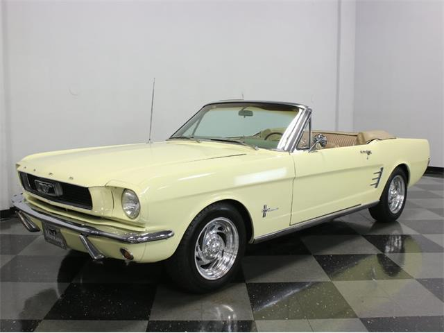 1966 Ford Mustang | 901182
