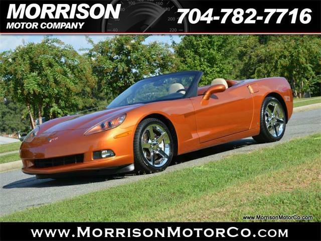 2008 Chevrolet Corvette | 901185