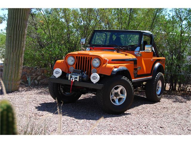 1984 Jeep CJ7 | 901200