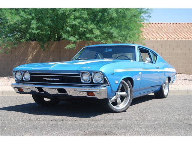 1968 Chevrolet Chevelle | 901207