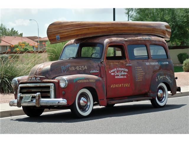 1952 GMC Suburban | 901209