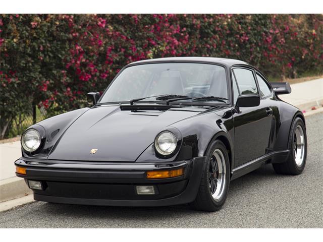 1986 Porsche 911 Turbo | 900121