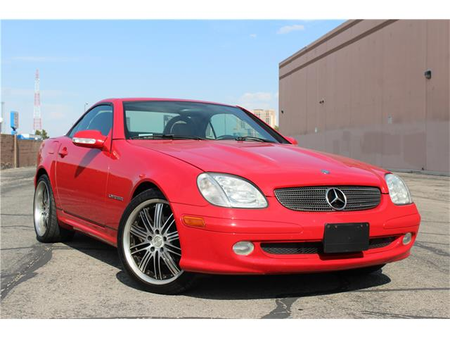 2003 Mercedes-Benz SLK230 | 901210