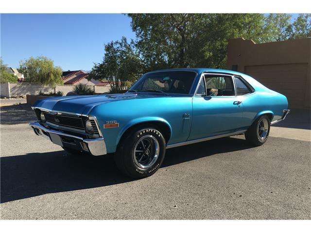 1970 Chevrolet Nova SS | 901211