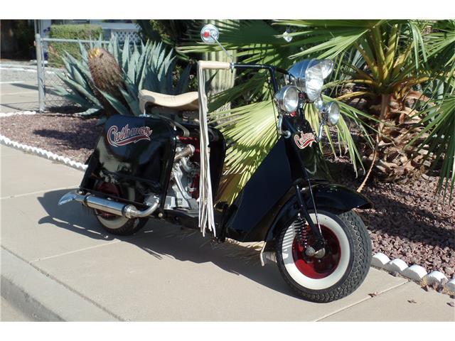 1953 Sears Motorcycle | 901218