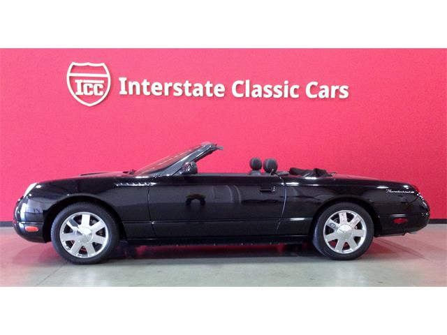 2002 Ford Thunderbird | 900122