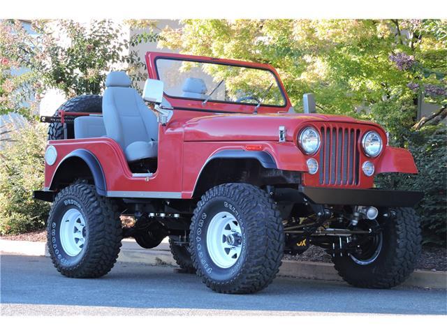 1976 Jeep CJ5 | 901221