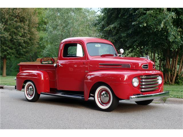 1950 Ford F1 | 901233
