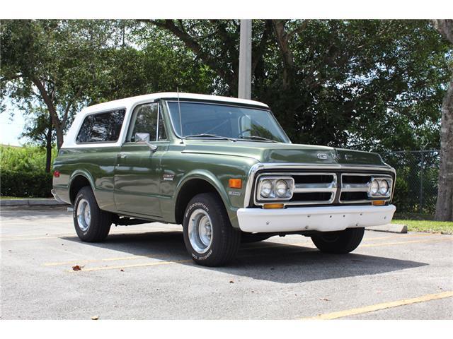 1972 GMC Jimmy | 901235