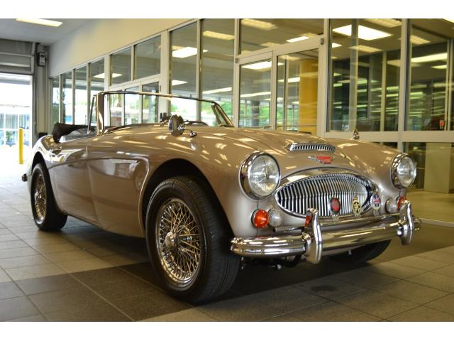 1967 AUSTIN-HEALEY 3000 MARK III BJ8 | 901244