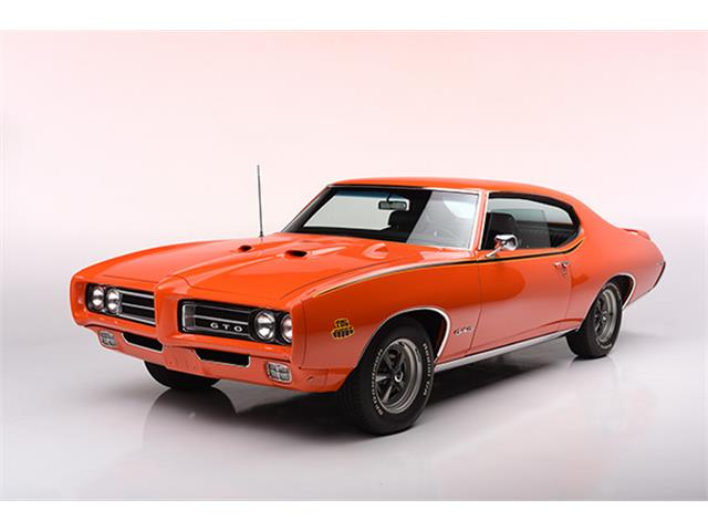 1969 Pontiac GTO (The Judge) | 901245