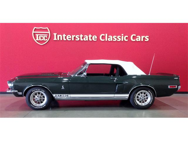 1968 Shelby GT350 | 900125