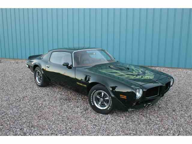 1973 Pontiac Firebird Trans Am | 901250