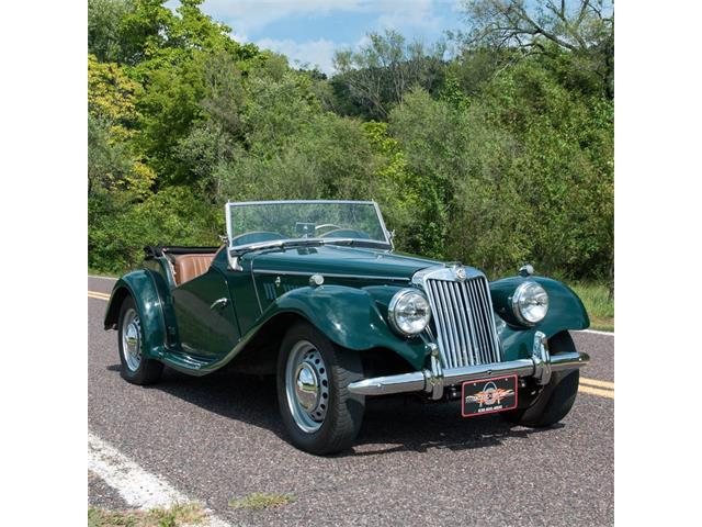 1954 MG TF Convertible | 901261