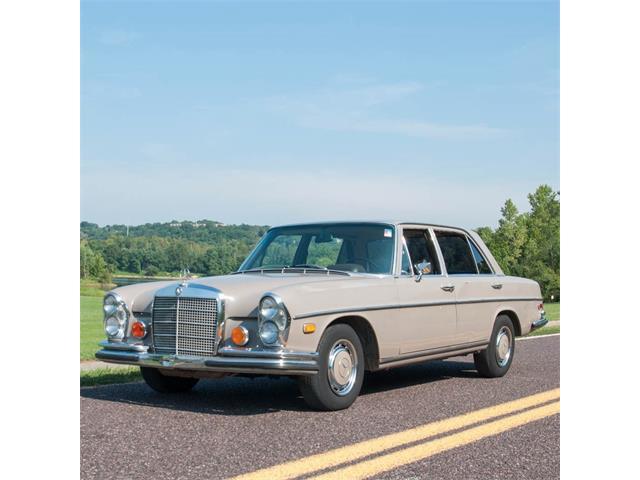 1972 Mercedes-Benz 280SEL | 901263