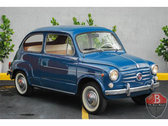 Classic Fiat 600 For Sale On Classiccars Com 7 Available