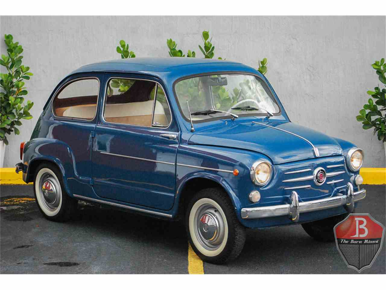 Trucks For 5000 And Under >> 1962 Fiat 600 for Sale | ClassicCars.com | CC-901268