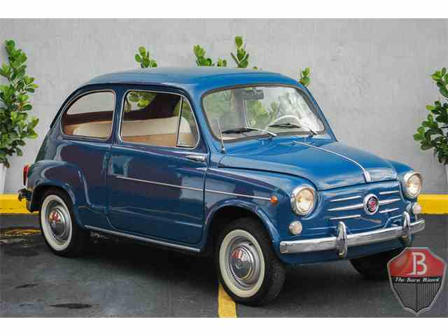 Classic Fiat 600 For Sale On Classiccars Com