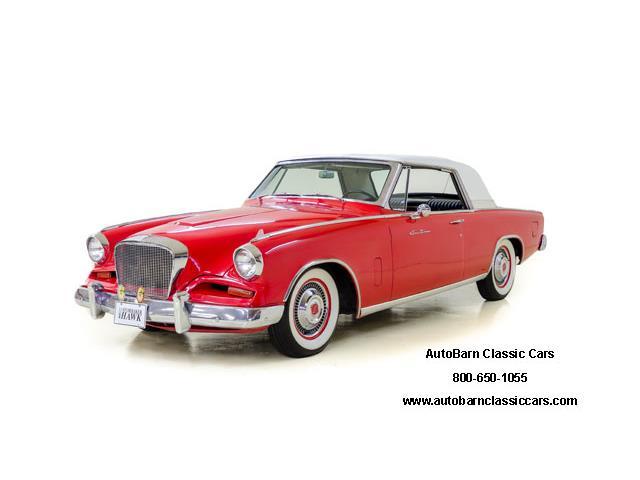 1962 Studebaker Gran Turismo | 901284