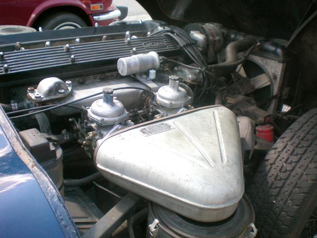 1969 Jaguar XKE II | 901286