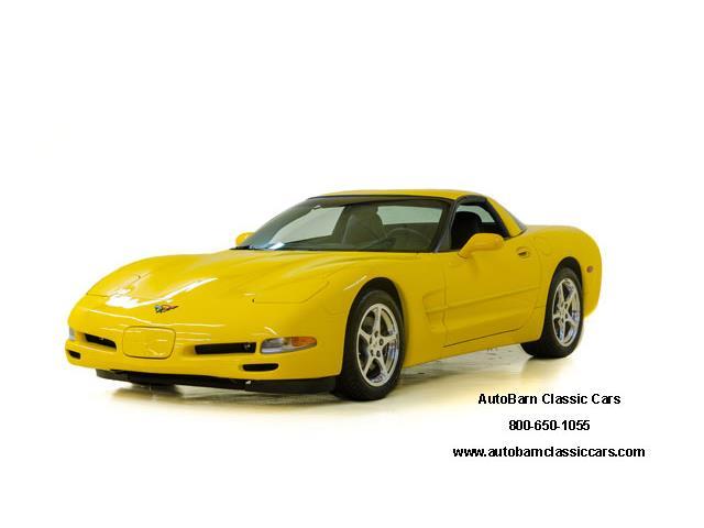 2000 Chevrolet Corvette | 901295