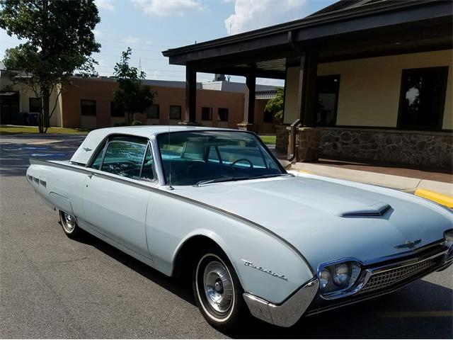 1962 Ford Thunderbird | 901296