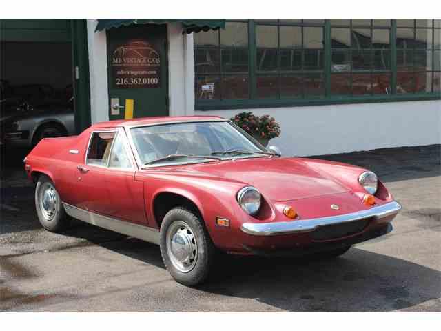 1972 Lotus Europa | 901301