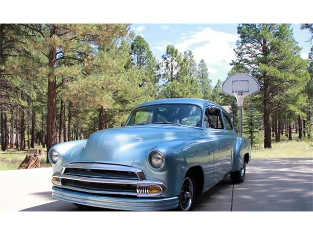 1951 Chevrolet 2-Dr Post | 901303