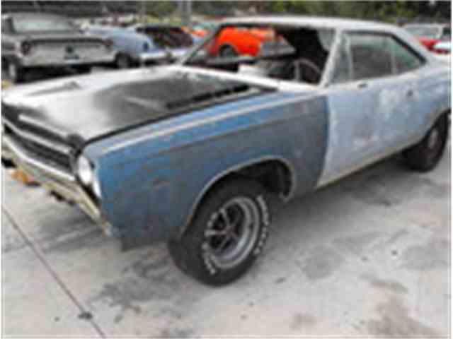 1968 Plymouth GTX | 901330