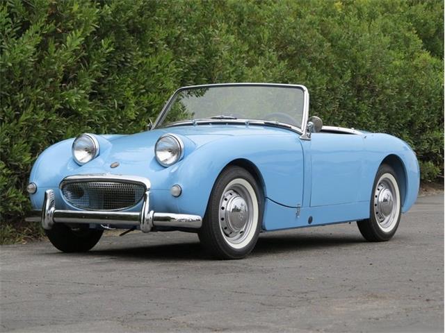 1958 Austin-Healey 3000 Mark I | 901335