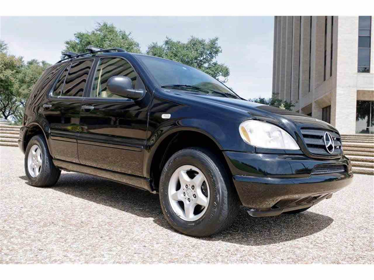 1998 mercedes benz m class for sale cc for Mercedes benz ft worth