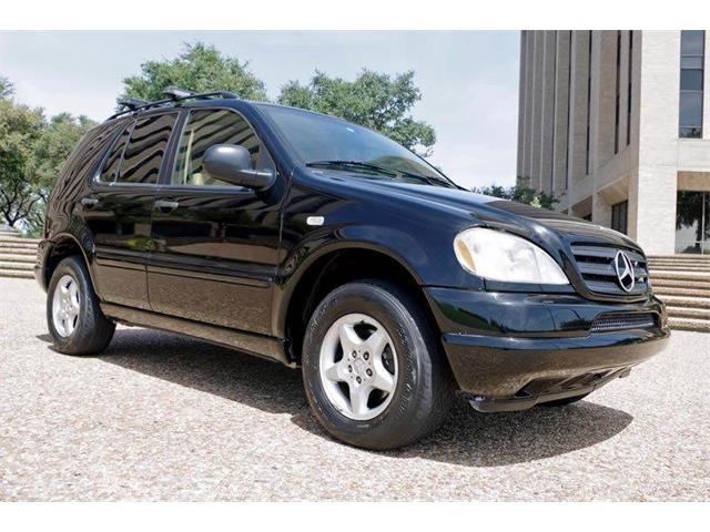 1998 Mercedes-Benz M-Class | 901337