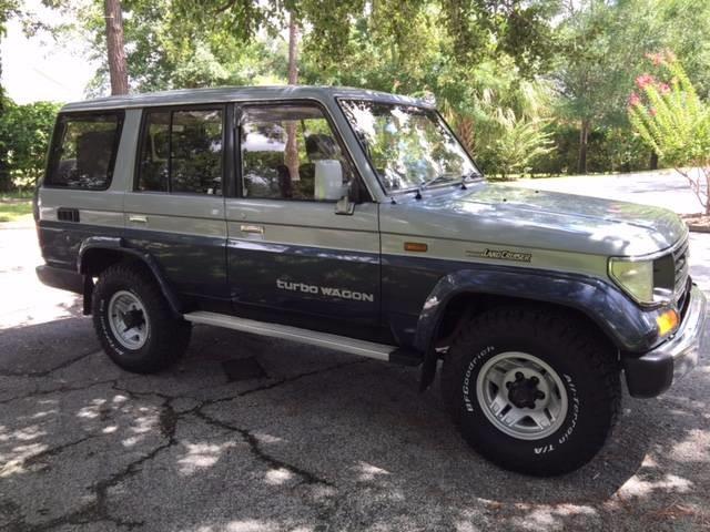 1991 Toyota Land Cruiser FJ | 901338
