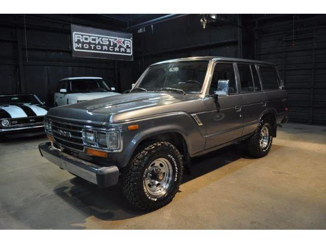 1988 Toyota Land Cruiser FJ | 901340
