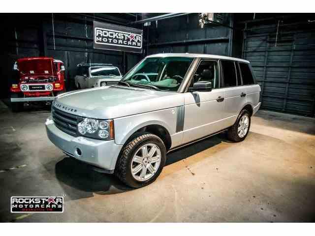 2008 Land Rover Range Rover | 901341