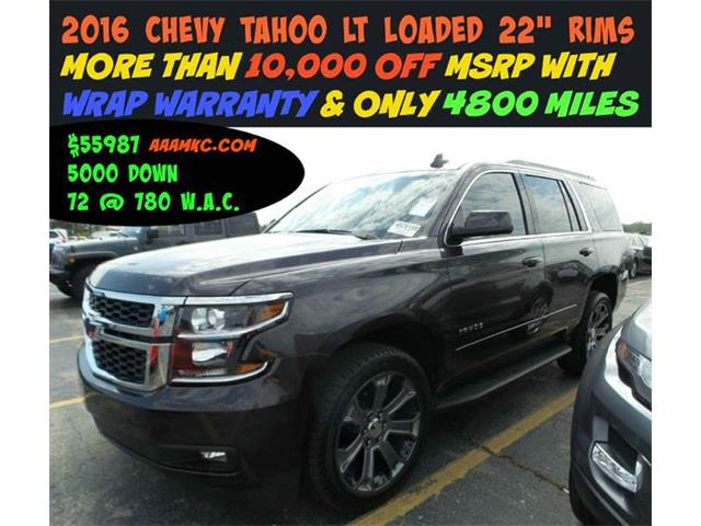 2016 Chevrolet Tahoe | 901351