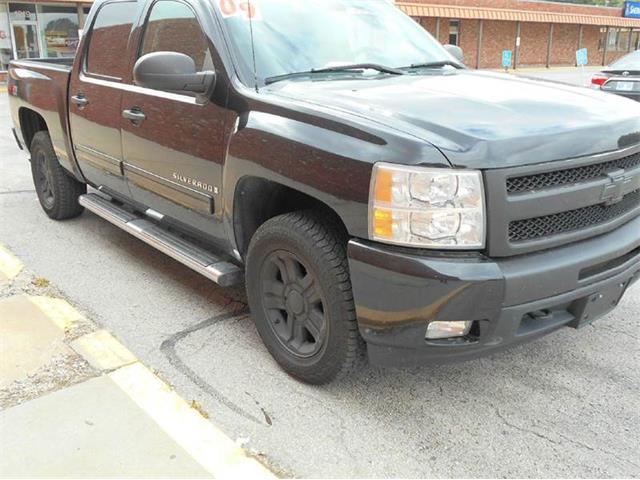 2009 Chevrolet Silverado | 901351