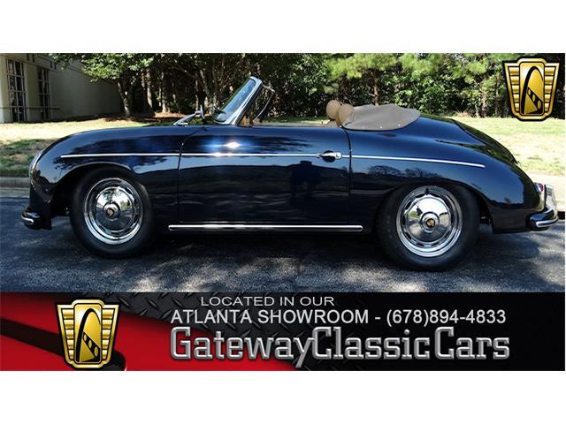 1958 Porsche 356 | 901356