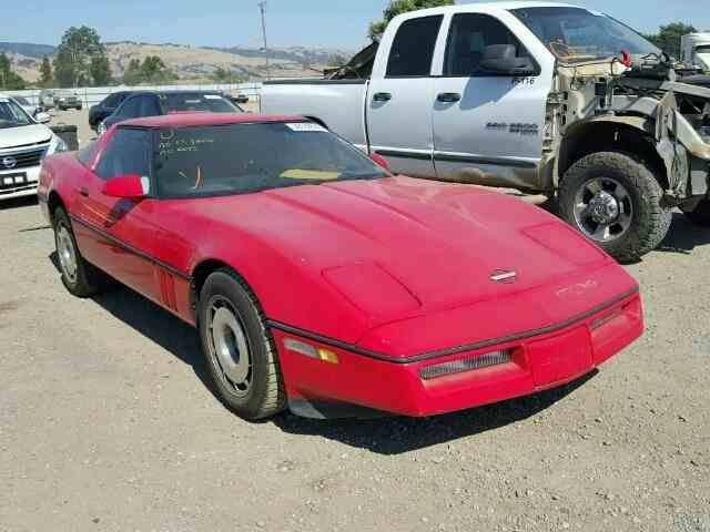 1987 Chevrolet Corvette | 901357