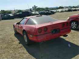 Picture of 1987 Chevrolet Corvette located in California Offered by WDC Global Exports - JBHP