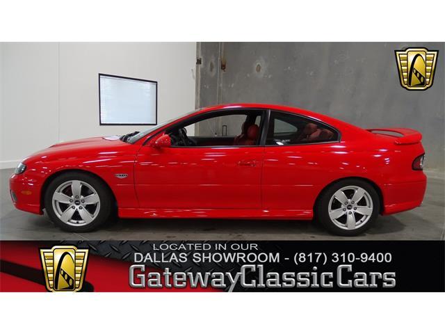 2006 Pontiac GTO | 901359
