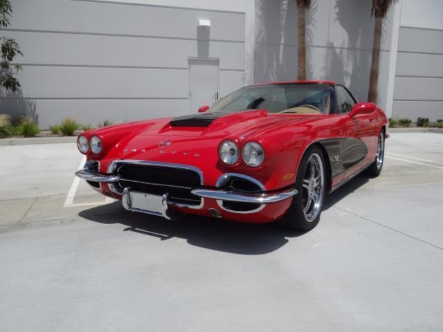 1962 Chevrolet CorvetteCRCZ06 | 901361