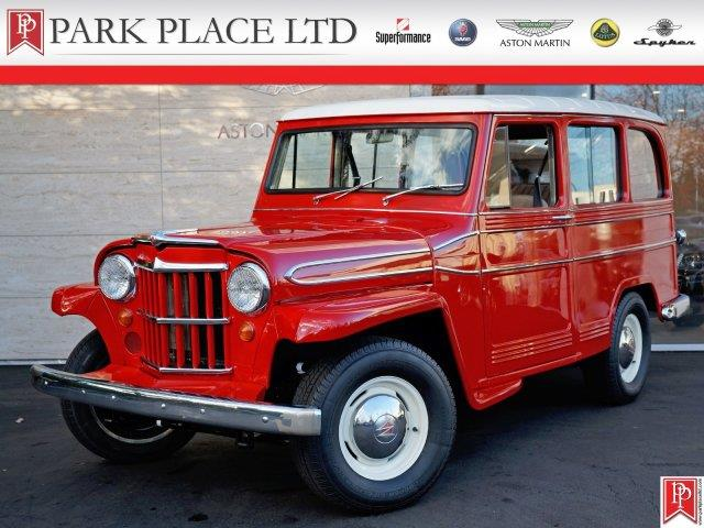 1964 Willys Jeep Station Wagon | 901367