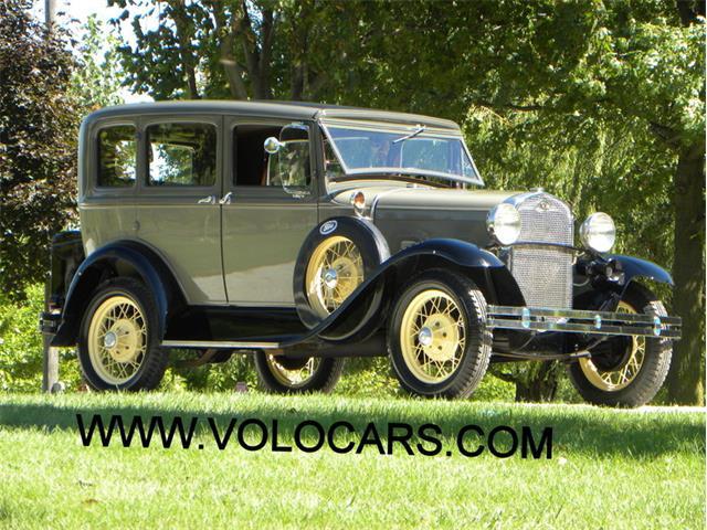1931 Ford Model A Town Sedan | 901371