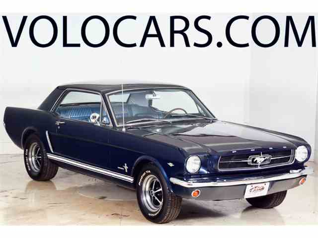 1965 Ford Mustang | 901377