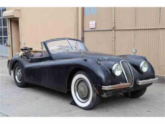 1953 Jaguar XK120 | 901386