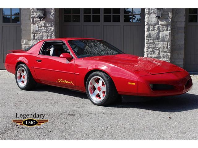 1991 Pontiac Firehawk | 901389